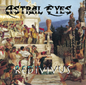 Astral Eyes Redivivus single has been released