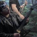 Skitz Blackheaven lead guitar
